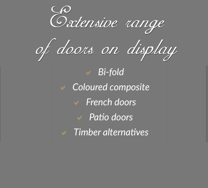 range-of-doors