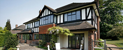 Aluminium Windows In Nottingham And Leicester D&M Windows