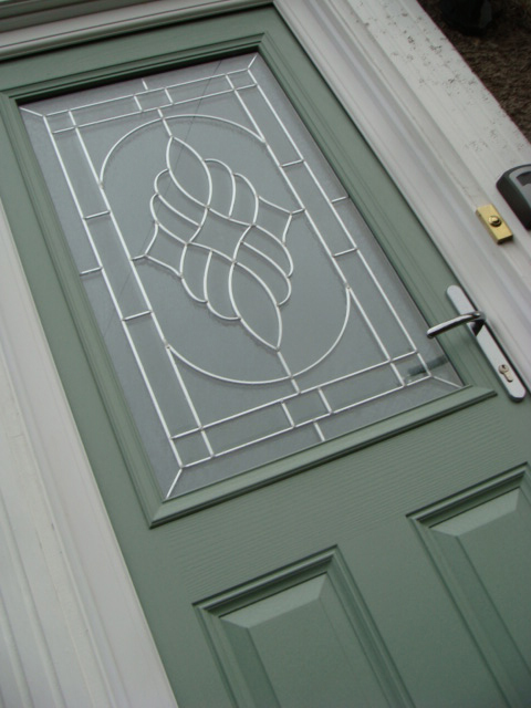 Composite Door, Chartwell Green Beeston, Nottingham, D&M, 155
