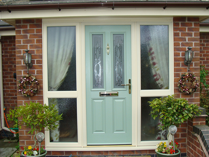 Composite Door Chartwell Green Seagrave Leicester D&M 156