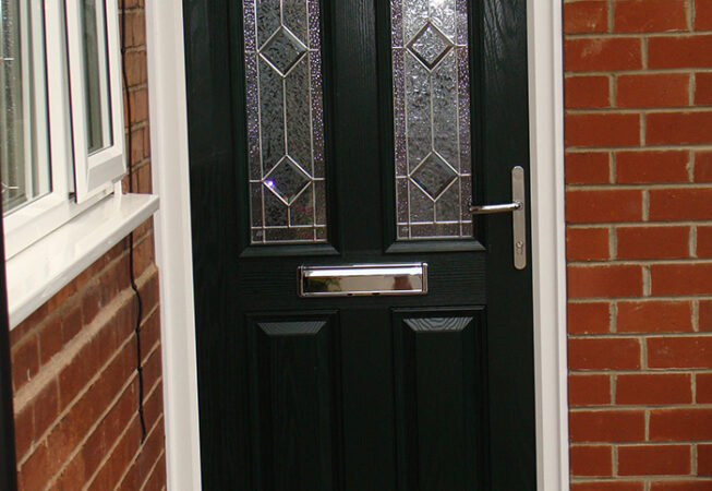 Composite Door, Green Ludlow, Ruddington, Nottingham, D&M, 160