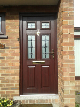 Composite Door, Rosewood Tenby, Radcliffe On Trent, Nottingham, D&M, 171