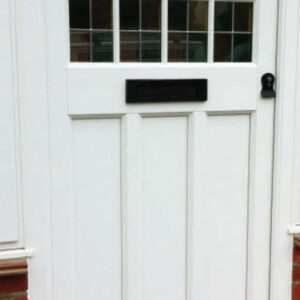 uPVC Door, Evo, Boxmoor, White, Nottingham, 127