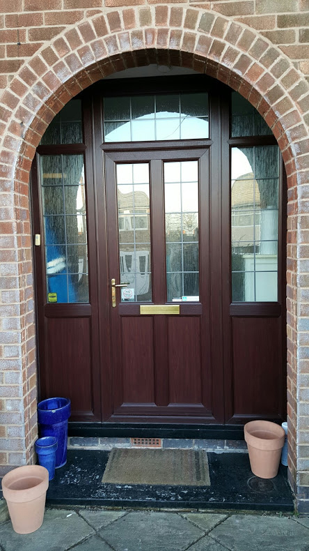 uPVC Door, Rosewood Leads, Nottingham, D&M, 121