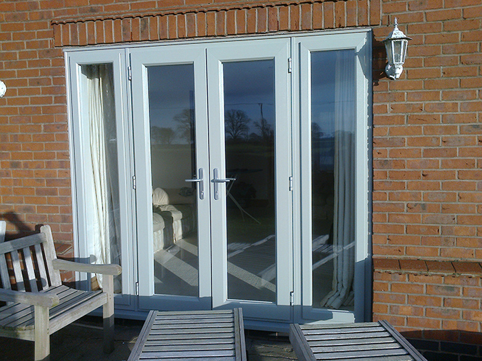 French Door, Agate Grey, Evolution, Melton, Leicester, D&M