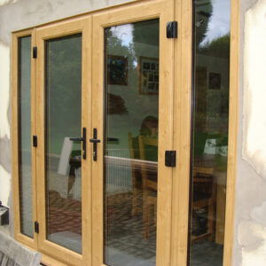 French Door, Irish Oak, Nottingham