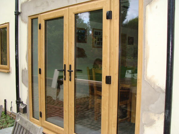 French Door, Irish Oak, Nottingham, D&M, 028