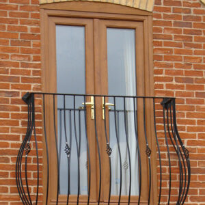 French Door, Leicester Oak, Nottingham