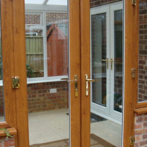 French Door, Oak, Nottingham, 016