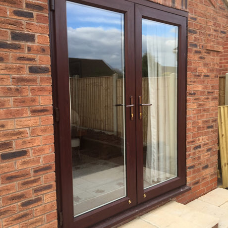 French Door, Rosewood, Evolution, East Leake, Leicester, D&M