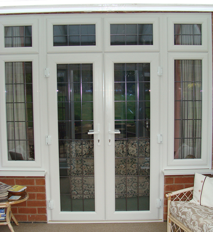 French Door White Leads West Bridgford D&M 012