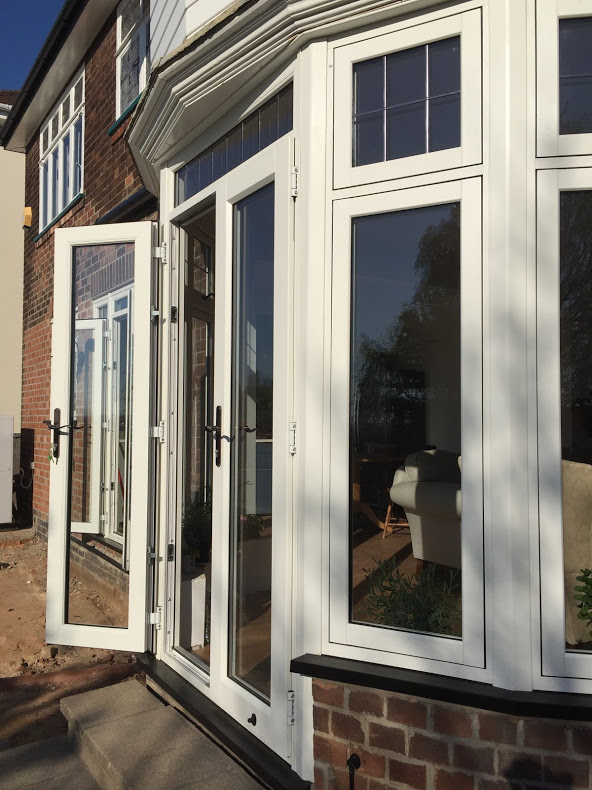 French Door, White, West Bridgford, Leads, Nottingham, D&M, 023