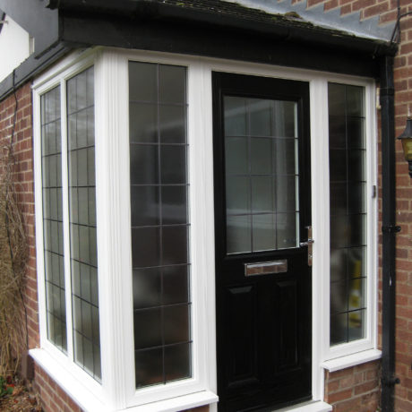 Porch, Black Beeston, Ruddington, D&M, 003