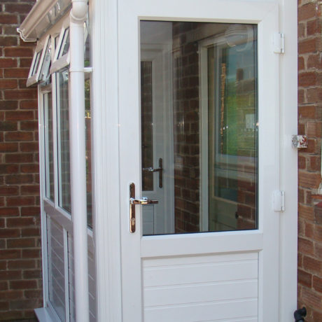 Porch, White, Edwalton, Nottingham, 009
