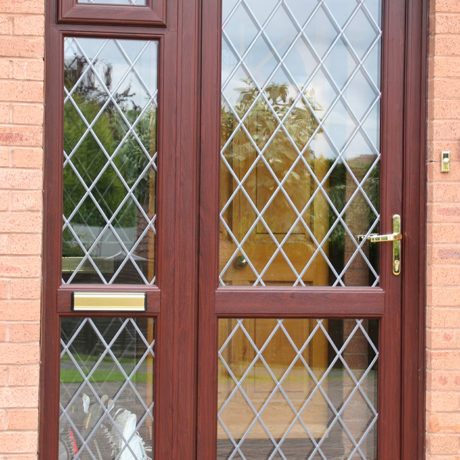 uPVC Door, Rosewood Leads, Nottingham, D&M, 143