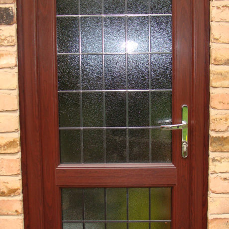 uPVC Door, Rosewood Leads, Nottingham, D&M, 144