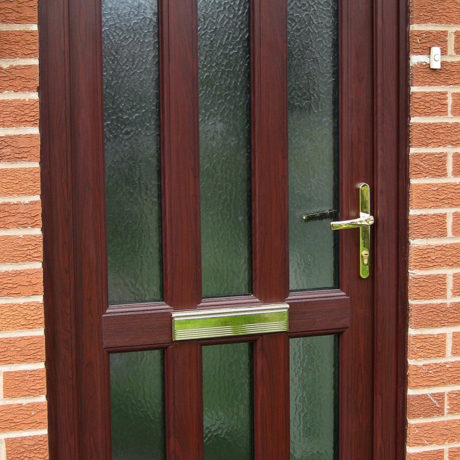 uPVC Door, Rosewood, Ruddington, Nottingham, D&M, 145