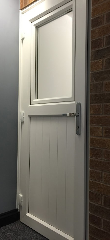 uPVC Door, White With Tiltnturn, Nottingham, D&M, 148
