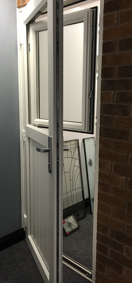 uPVC Door, White With Tiltnturn, Nottingham, D&M, 149