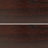 uPvc window rosewood and rosewood colour and finish options