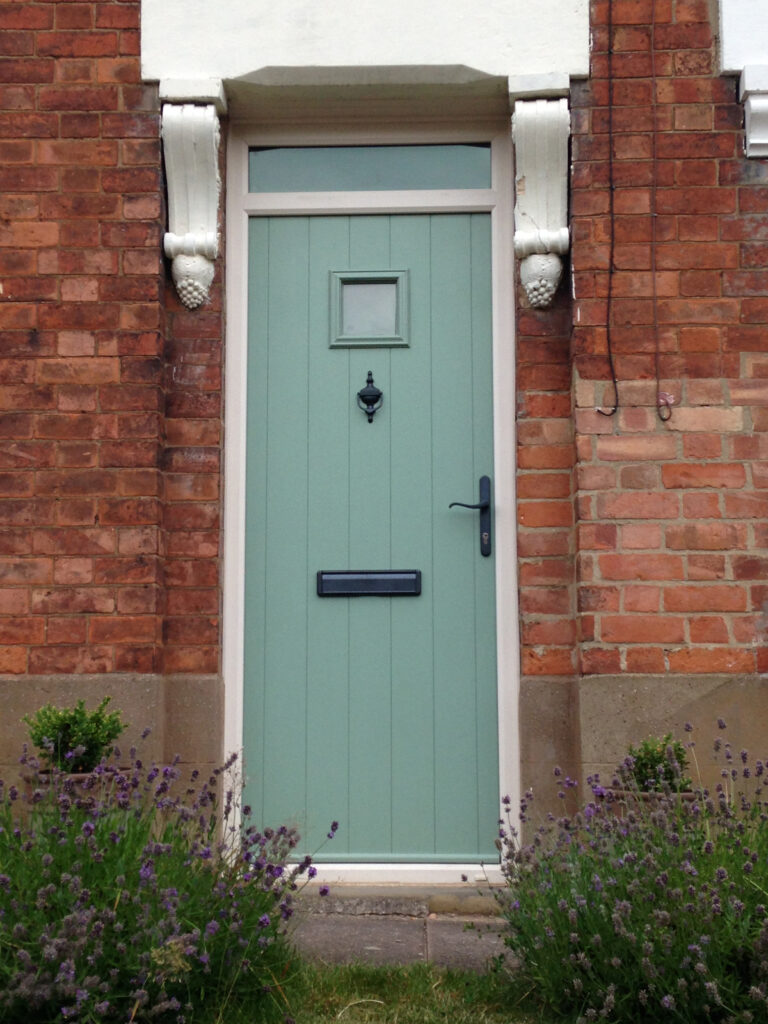 Composite Flint Chartwell Green Hathern Leicester D&M 234