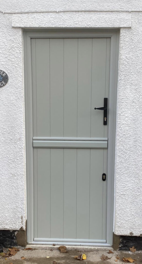 Composite door Stable Painswick Leicester D&M 225