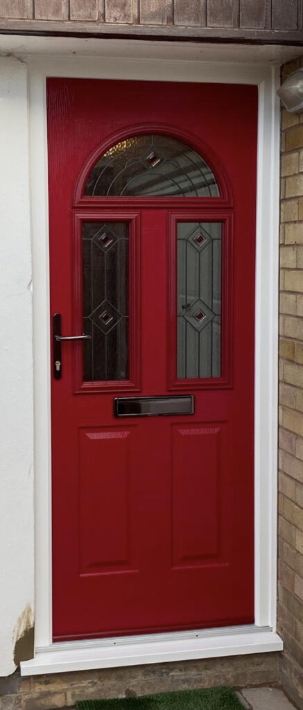 Composite Conway Red Keyworth Nottingham D&M 554