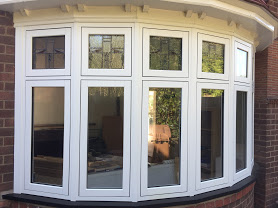 uPVC Bay, Flush, White, West Bridgford, Colourwork, Nottingham, 531
